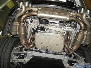 Porsche 997 Exhaust 2010 997 C4s With Tubi Exhaust System Techart Type Iii