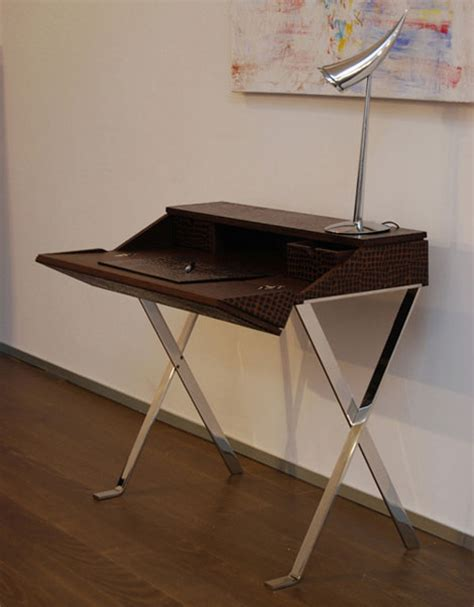 Writing Desk For Small Spaces Small Writing Desks For Small Spaces Modern Writing Tables By Sabinoaprile
