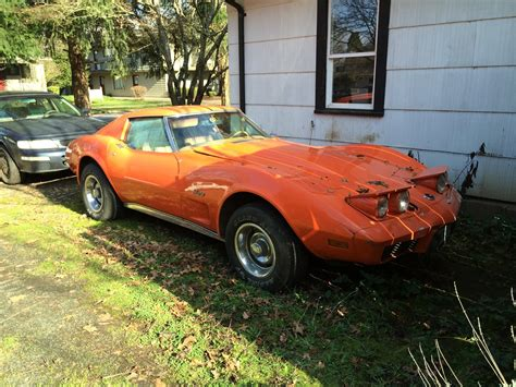1975 Corvette Coupe 350 Auto Great Driver Cc Outtake 1975 Corvette Not What It Was Cracked Up To Be