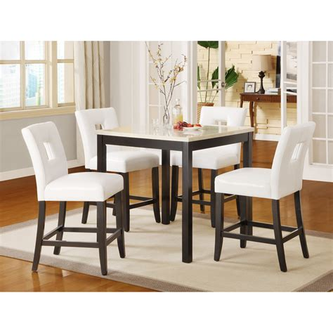 white counter height dining table master hme2113 jpg