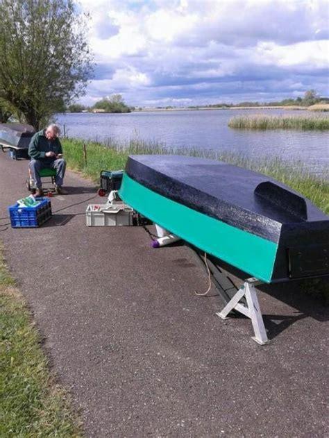 nieuwe stalen roeiboot te koop stalen roeiboot visboot grolleman