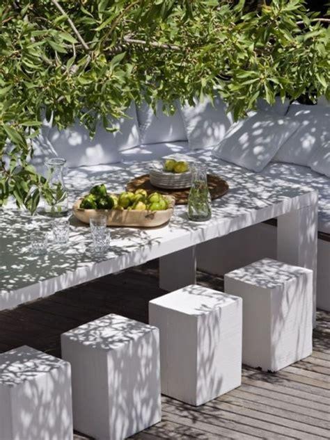 muebles de cemento pulido  ideas nuevas en hormigon en
