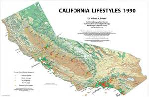 california geography images