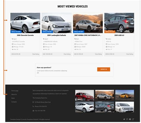 e catalog template car catalog templates pictures inspirational pictures
