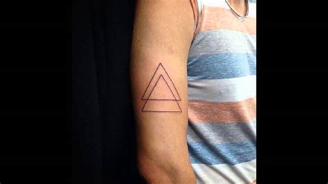 what does a triangle tattoo mean 40 unique triangle meaning and designs sacred