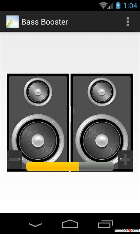 bass booster apk bass booster android apps apk 4597414 android