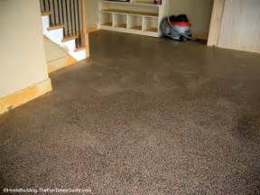 Floor Paint by How To Apply A Garage Floor Coating In Your Home Fun
