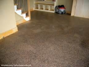 Garage Floor Coating How To Apply A Garage Floor Coating In Your Home