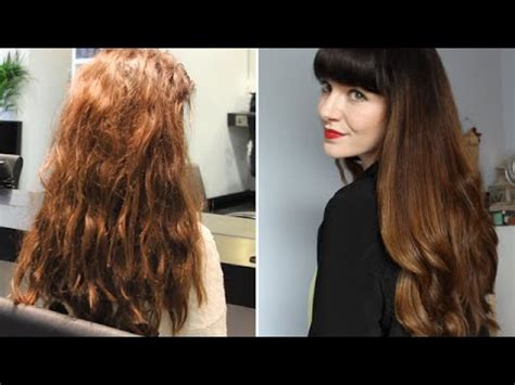 How To Get Ombre Hair Balayage American Tailoring | how to get ombre hair balayage american tailoring