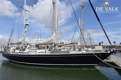 zeilboot flyer royal huisman ketch sailing yacht for sale de valk yacht
