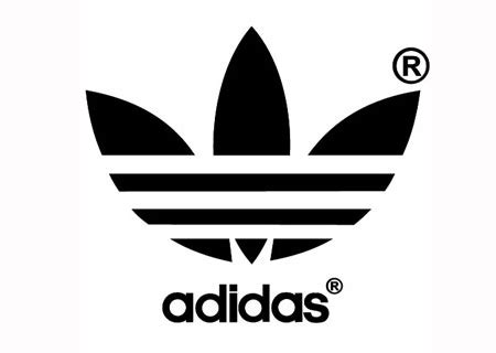 Adidas symbol colouring pages