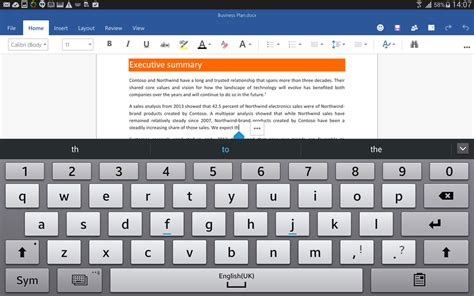 android word microsoft releases free office apps southern eye
