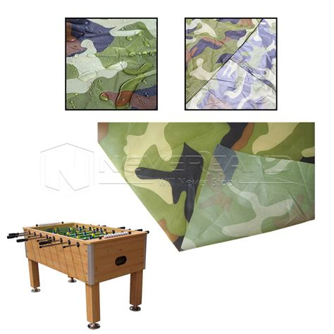 foosball billiard table cover outdoor waterproof dust