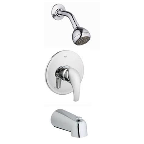 Grohe Shower Diverter by Grohe 35 012 001 Eurosmart Shower Tub Combo Diverter Spout