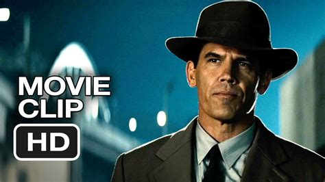 movie gangster wars gangster squad movie clip we re going to war 2013