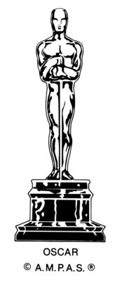 How To Make An Oscar Trophy Out Of Paper - soscars awards colouring pages
