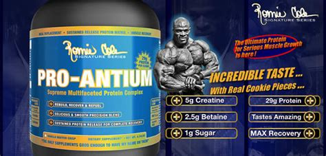 Whey Protein Pro Antium ronnie coleman pro antium protein 2 15kg strawberry shortcake whey protein ebay
