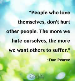 there selves dont hurt others quotes quotesgram