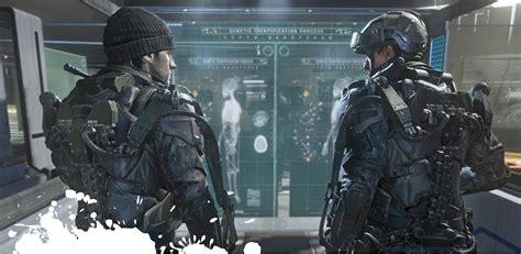 call  duty advanced warfare  game screens