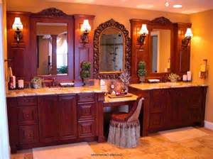 luxury bathroom vanity cabinets luxury bathroom design and d 233 cor ideas