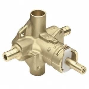 m62380 posi temp tub shower valve in valve