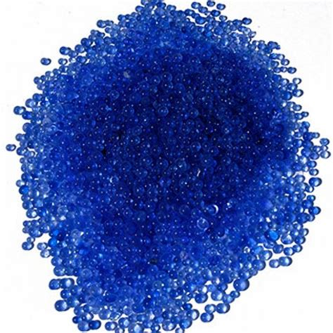 silica desiccant blue indicating silica gel bulk desiccant agm container