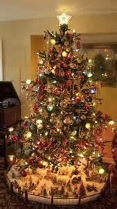 de 25 bedste id 233 er inden for traditional christmas tree