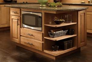 Where To Put What In Kitchen Cabinets where to put the microwave in your kitchen
