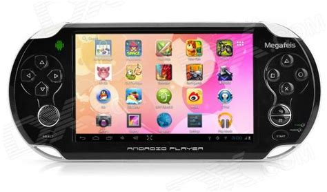 android gaming handheld megafeis g600 86 android gaming console gsm nation bloggsm nation