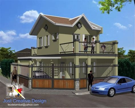corner house plans corner lot house plans philippines house design plans