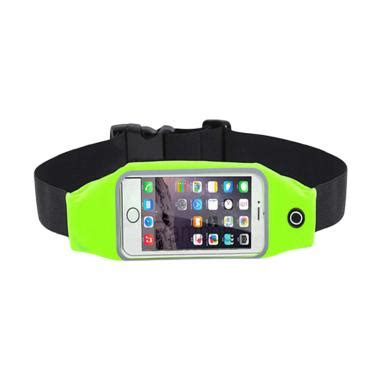 Tas Pinggang Waterproof Size Bisa Untuk Tablet Waterproof 1 jual oem running waterproof sport with clear touch screen tas pinggang green