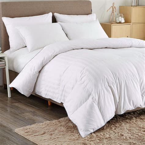 goose down comforter down comforter cover morning glory 575 fill power white