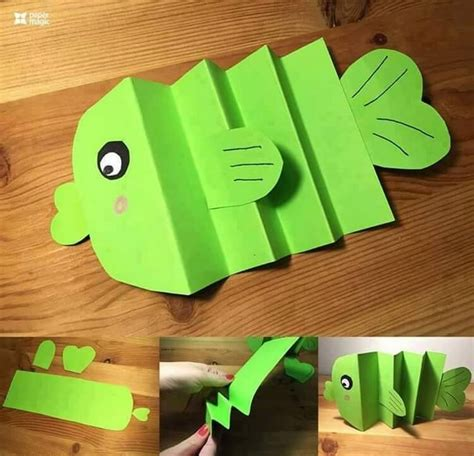 Paper Craft Simple - easy paper craft ideas for with diy tutorials