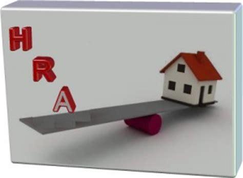 Rent Allowance Section by House Rent Allowance Hra Hra Benefit Finpinch