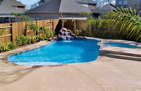 Backyard Builder Gallery Blue Haven Custom Swimming Pool And Spa Builders