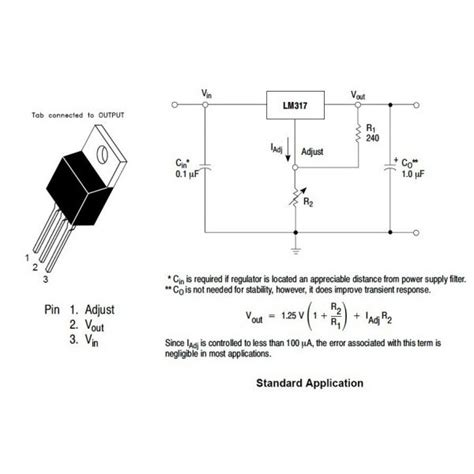 transistor lm317t datasheet search site wwwalldatasheet doyoung electronic components