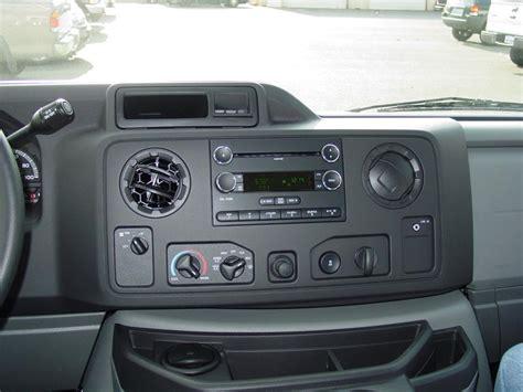 service manual 2011 ford e150 radio lower dash removal image 2011 ford econoline wagon e 350