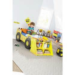 tonka bed tonka truck toddler bed with storage shelf toys quot r quot us