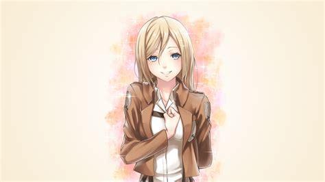 Blonde Anime Girl wallpaper   1920x1080   #9073
