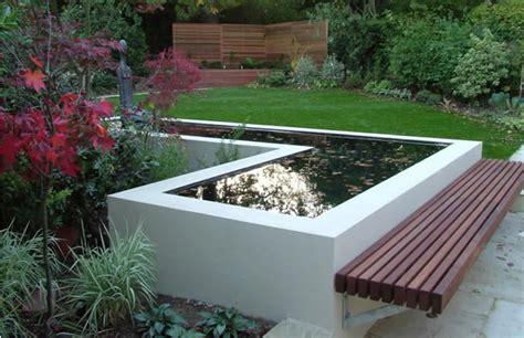 Raised Garden Pond Ideas Triyae Raised Garden Pond Ideas Various Design Inspiration For Backyard