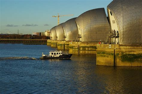 thames barrier cost to build thames barrier designing buildings wiki