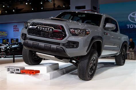 Toyota Tundra Trd Pro Price 2017 Toyota Tacoma Trd Pro Price Diesel Release Date