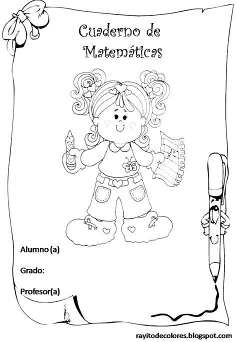este cuaderno es para imagen para caratulas para matematicas imagui