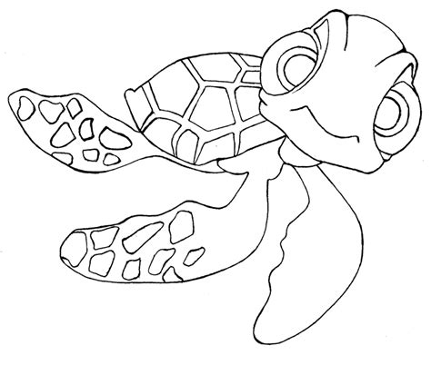 finding nemo coloring pages coloring home