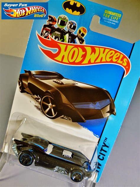 "Super Fun Hot Wheels Blog: Hot Wheels ""The Batman"" Batmobile"