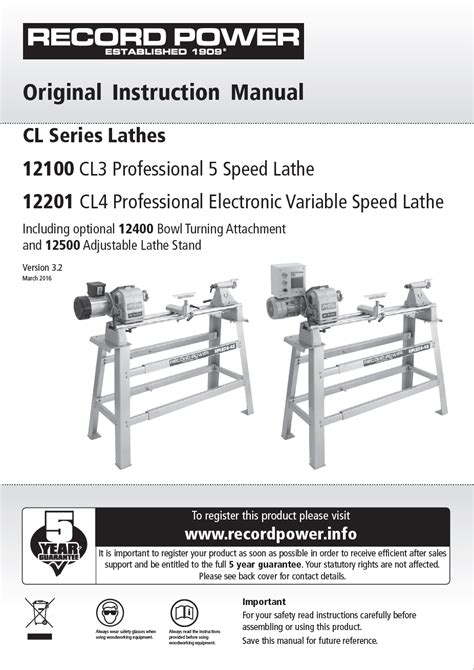 manual swing cl cl4 cl4 professional electronic variable speed lathe
