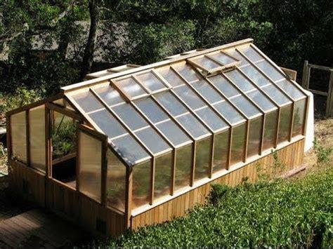 Backyard Shed Blueprints by Como Fazer Uma Mini Estufa Youtube