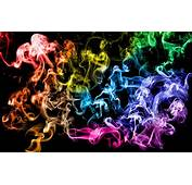Wallpapers Colorful Smoke
