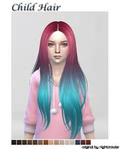 sims 4 children hair 79 best images about ts4 hair kids cf on pinterest