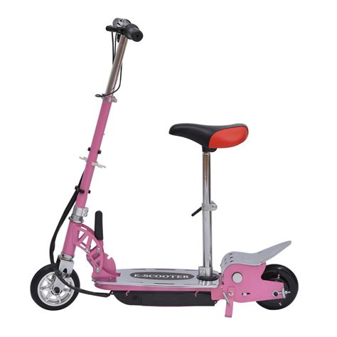 e scooter homcom enfant trott n scoot elec